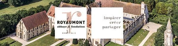 Artistes, l'abbaye de Royaumont vous est ouverte ! (en novembre, décembre (jusqu'au 18) 2020 et janvier 2021)